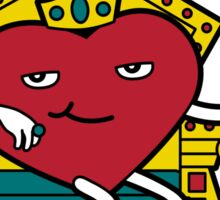 Love Rules Sticker