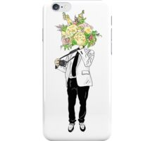 Wall Flower iPhone Case/Skin
