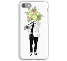 Wall Flower iPhone Case/Skin