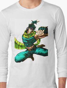 Joseph Joestar - JoJo's Bizarre Adventure Long Sleeve T-Shirt