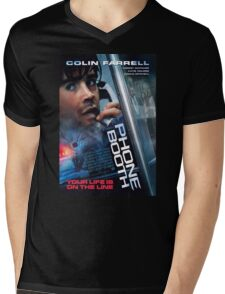 Movie Poster Merchandise Mens V-Neck T-Shirt
