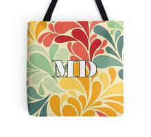 Floral Maryland Tote Bag