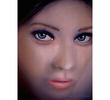 These Eyes.. Photographic Print