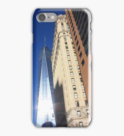 One World Trade Center iPhone Case/Skin