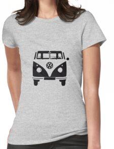 vw kombi Womens Fitted T-Shirt