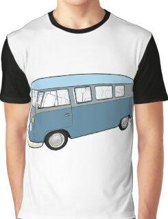 vw kombi 2 Graphic T-Shirt