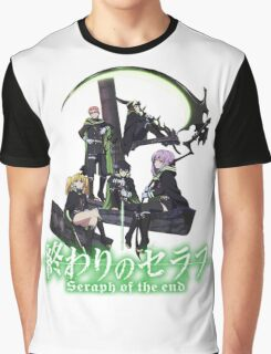 Owari No Seraph - Seraph Of The End  Graphic T-Shirt