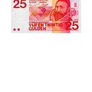 Vijfentwintig Gulden by cafuego
