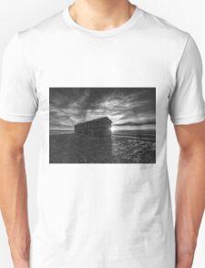Prairie Rock Garden - BW T-Shirt