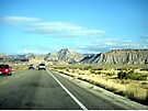 Route 191, Utah - Moab to Price by Margaret  Hyde