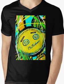 Adorable Lemon Mens V-Neck T-Shirt
