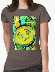 Adorable Lemon Womens Fitted T-Shirt