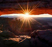 Mesa Glow by Chad Dutson