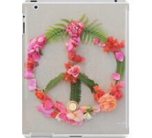 An Offering of Peace iPad Case/Skin