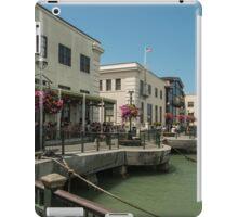 Embarcadero, San Francisco iPad Case/Skin
