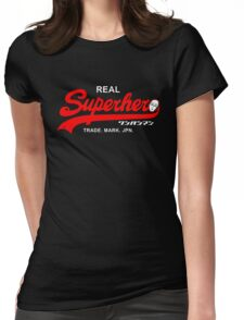 Real Superhero Womens Fitted T-Shirt