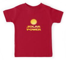 Photovoltaic PV - Solar Sales Conference Stand T-Shirt Sticker Kids Tee