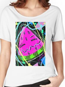 Adorable Watermelon Women's Relaxed Fit T-Shirt