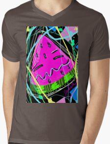 Adorable Watermelon Mens V-Neck T-Shirt