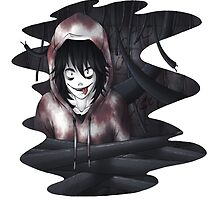 Jeff The Killer - In The Wall by MxJxCo