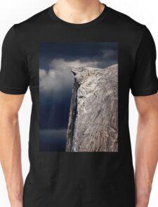 Climbers On Half Dome 2 Unisex T-Shirt