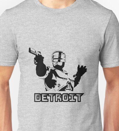 Robocop - Detroit Unisex T-Shirt