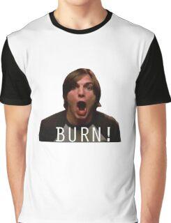 BURN! Kelso Graphic T-Shirt