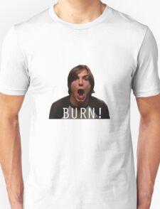 BURN! Kelso Unisex T-Shirt
