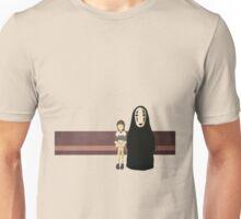 Spirited Away, No Face (Kaonashi) Unisex T-Shirt