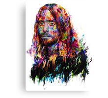 Jared Leto Canvas Print