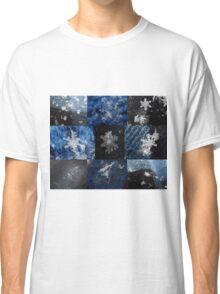 Snowflake Sampler Classic T-Shirt