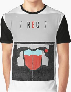 Rewind MTMTE Retro Character Poster Graphic T-Shirt
