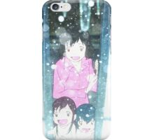 Wolf Children (Wall art and Iphone) iPhone Case/Skin