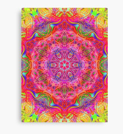 Percussiae Canvas Print