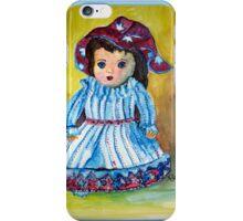 Marietjie, my pop / my doll iPhone Case/Skin