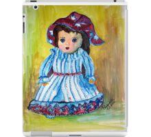 Marietjie, my pop / my doll iPad Case/Skin