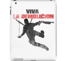 Just Cause - Viva la demolicion iPad Case/Skin