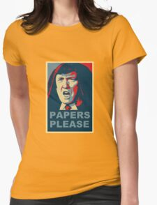 Trump,  Papers Please! T-Shirt