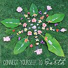 Connect Yourself To Earth by CarlyMarie