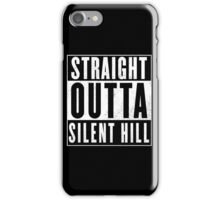 Silent Hill – Silent Hill iPhone Case/Skin
