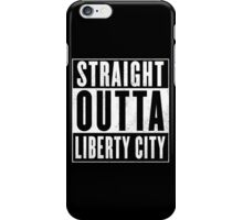 GTA - Liberty City iPhone Case/Skin