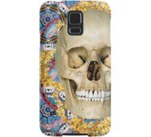 dream skull psychedelia Samsung Galaxy Case/Skin