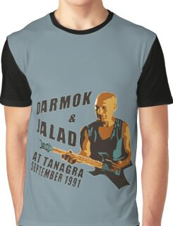 Darmok & Jalad at Tanagra (Light / Color version) Graphic T-Shirt