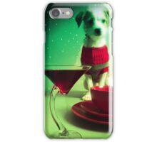 Holiday Dog iPhone Case/Skin