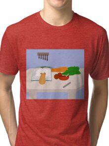 Piggy Kitchen Tri-blend T-Shirt