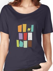 Monsters Inc Women's Relaxed Fit T-Shirt