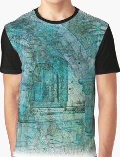 The Atlas Of Dreams - Color Plate 36 Graphic T-Shirt
