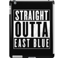 One Piece - East Blue iPad Case/Skin