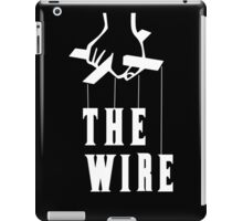 The Wire iPad Case/Skin