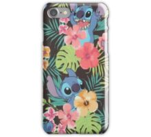 Stitch in the Grass  iPhone Case/Skin